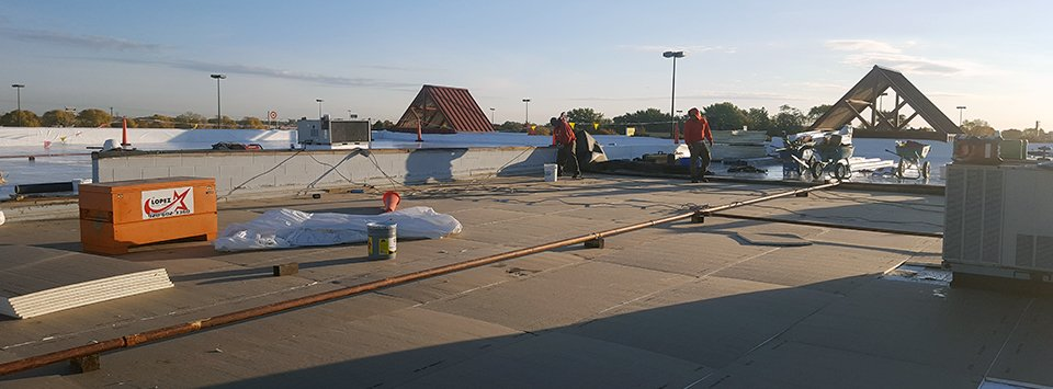 Roofing Repairs and Services