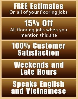 Express Floor Corp. - Flooring Services - Randolph, MA