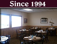 Family Restaurant - Devils Lake, ND - Cedar Inn Family Restaurant