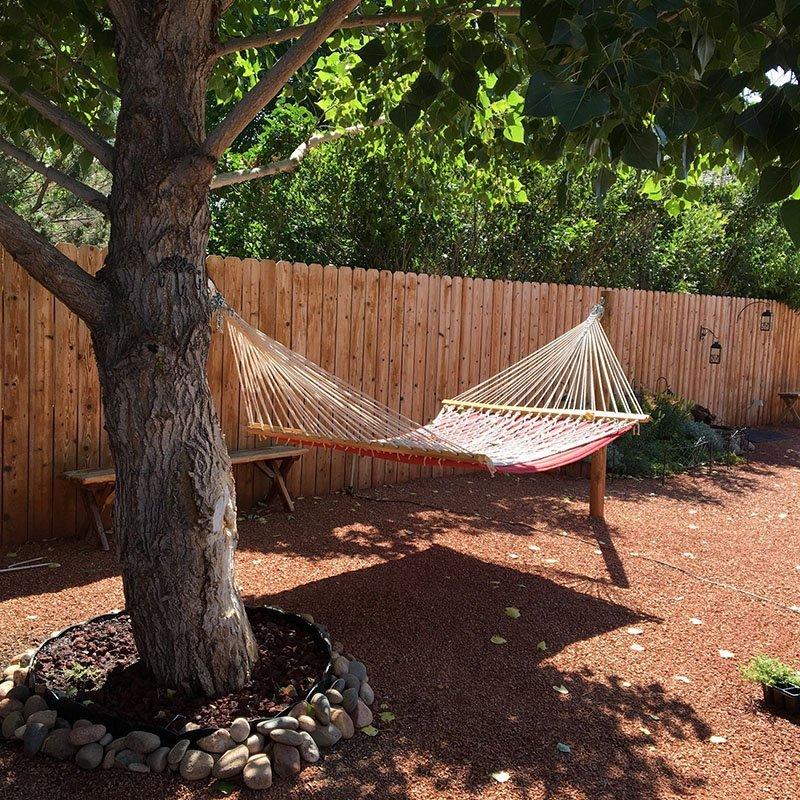 Outdoor space