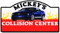 Mickey's Collision Center - logo