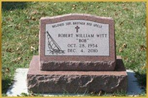Robert William Witt gravestone