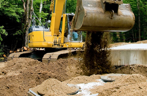 Excavations services
