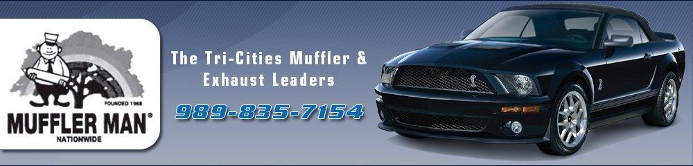 Auto Repair Midland, MI - Muffler Man 989-835-7154