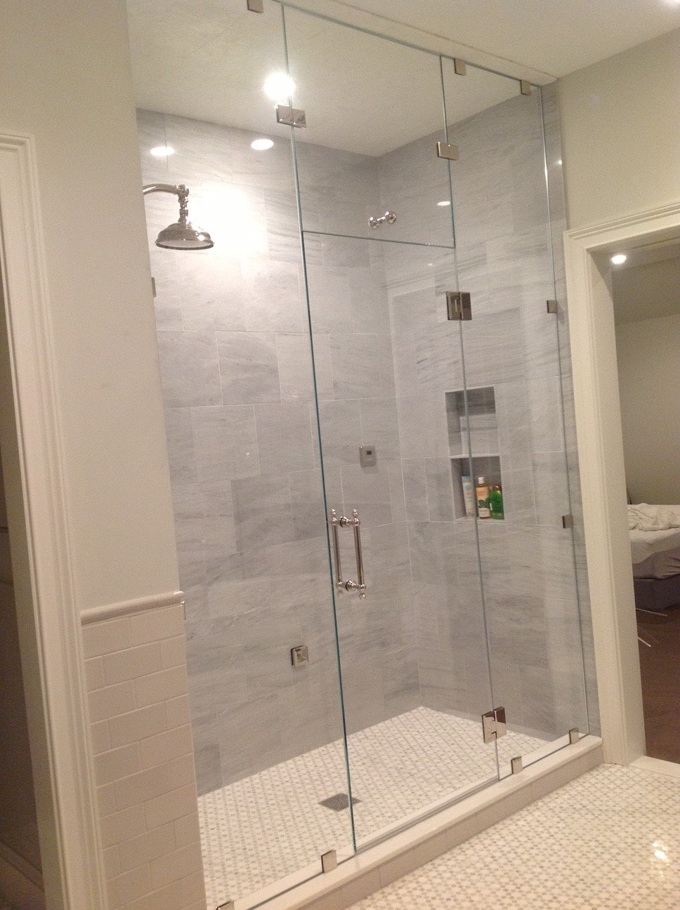 Champion Glass Inc Steam Enclosure Gallery Oakdale Ny
