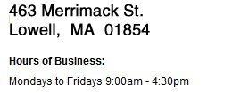 Locksmith  - Lowell, MA - Hank & Sons Locksmith Service