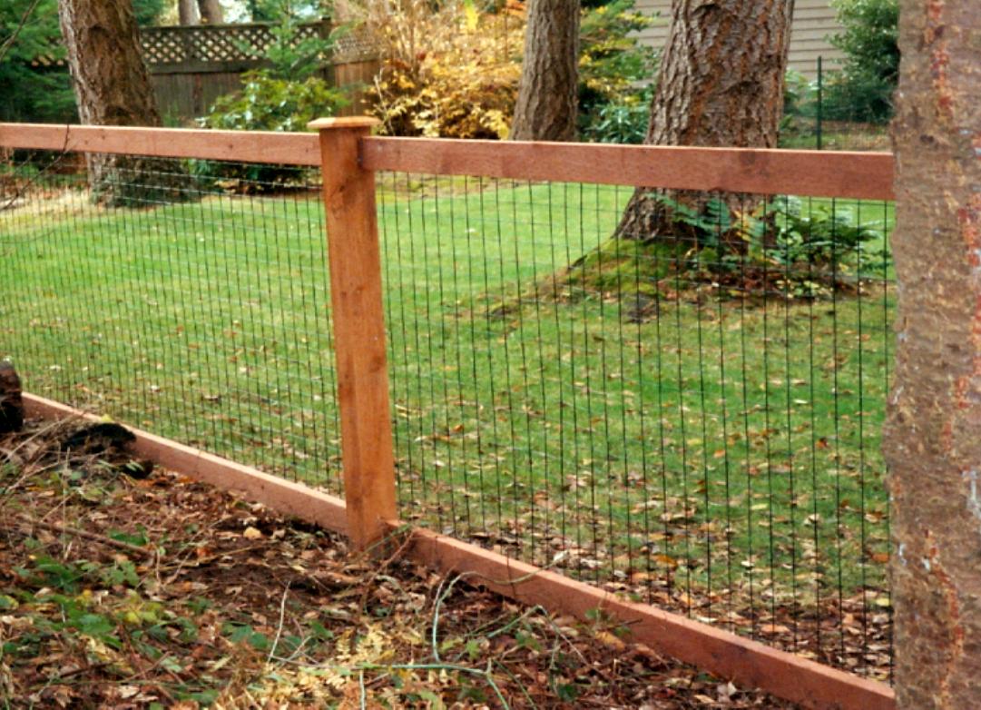 Northwest Fence Photo Gallery | Bellingham, WA