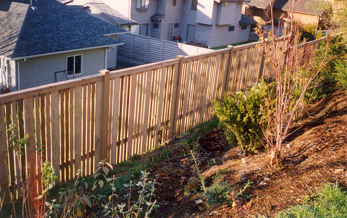 Northwest Fence Photo Gallery Bellingham Wa