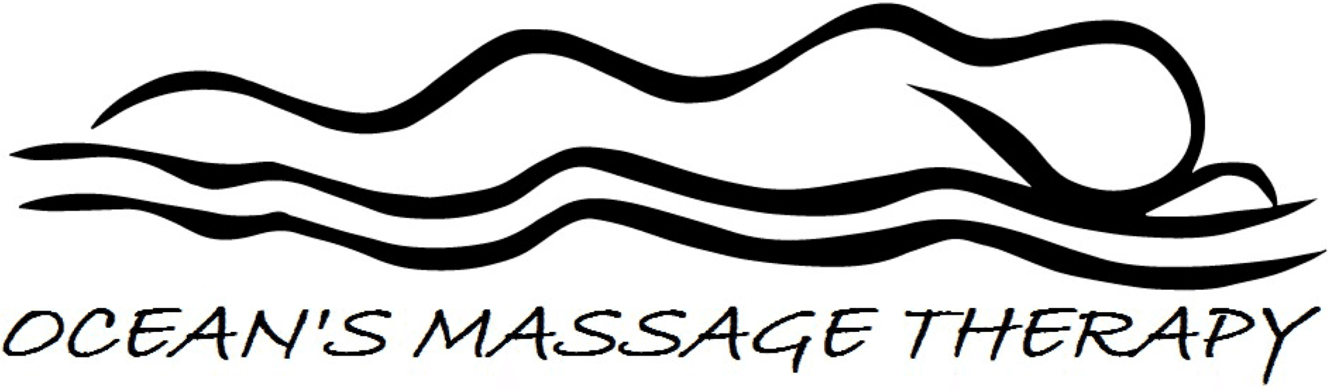 Ocean's Massage Therapy - Logo