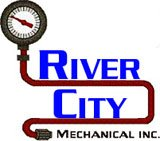 River City Mechanical Inc - Logo