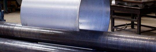 Sheet metal piping