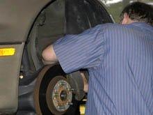 Auto Repair - San Antonio, TX - Hernandez Tire & Muffler Shop - repair