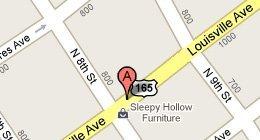 Daniel Appliance & Furniture 913 Louisville Ave Monroe, LA 71201