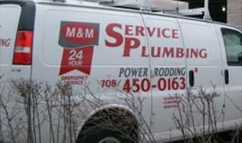 Plumbing Services Vehicle