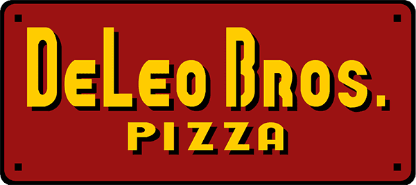 Deleo Bros Pizza-Logo