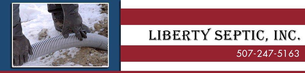 Septic Service Tyler, MN - Liberty Septic, Inc.