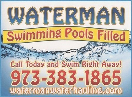 Waterman Pool Filling Service - Service Area Map