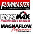 Flowmaster, Dynomax and Magnaflow Performance