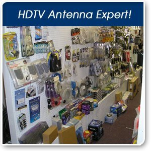 TV Antenna - West Branch, MI - Audio Visual Electronics - Computer Accys - HDTV Antenna Expert!