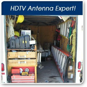 HDTV Antenna - West Branch, MI - Audio Visual Electronics - Antenna Service - HDTV Antenna Experts!