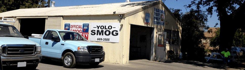 California Smog Inspection   Woodland, CA   Yolo Smog   530-669-3505