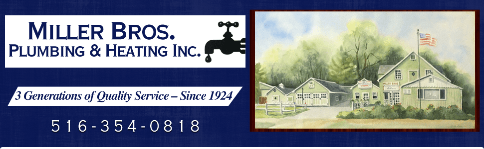 Plumbers - New Hyde Park, NY - Miller Bros Plumbing & Heating Inc.
