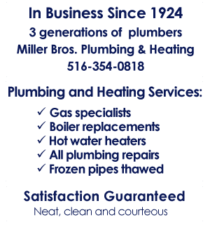 Miller Bros Plumbing & Heating Inc. - Plumbers - New Hyde Park, NY