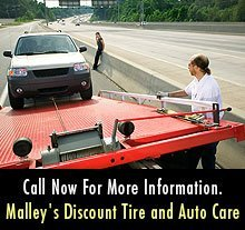 Auto Care - Frankfort, IL - Malley's Discount Tire and Auto Care