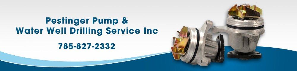Pump Dealer - Salina, KS - Pestinger Pump & Water Well Drilling Service Inc