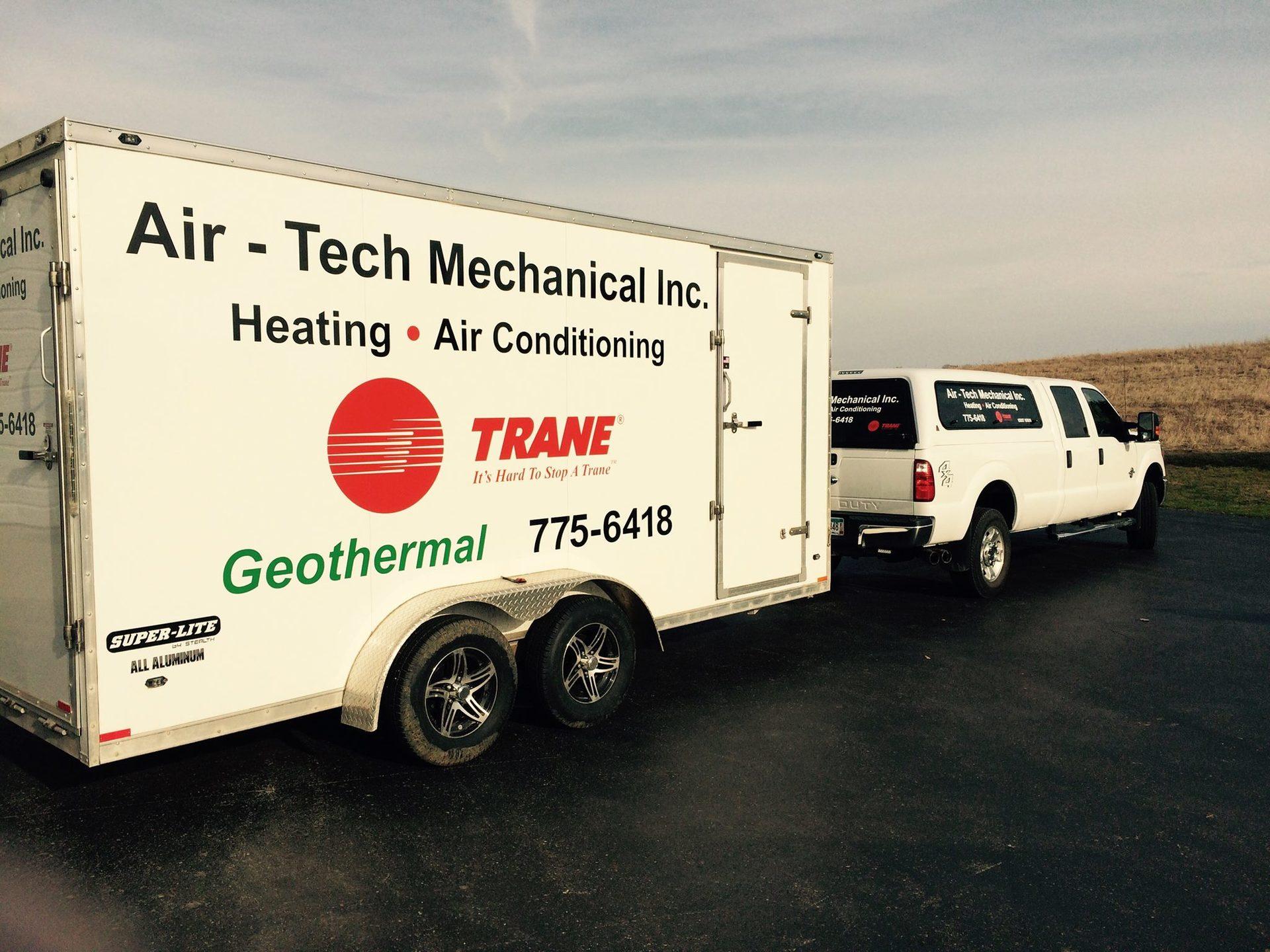 Air Tech Mechanical Truck