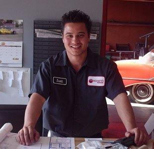 Scott Morimoto the Owner