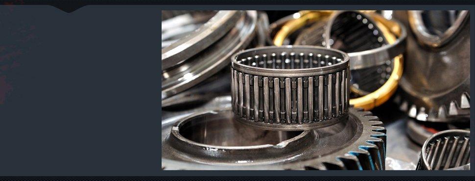 Auto gear parts