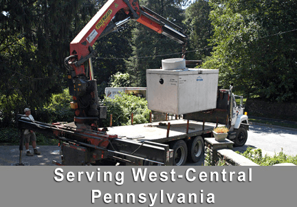 Construction - East Brady, PA - Hedrick Brothers Excavation, LLC