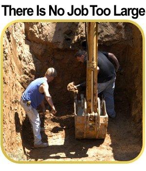 Exacavating - East Brady, PA - Hedrick Brothers Excavation, LLC