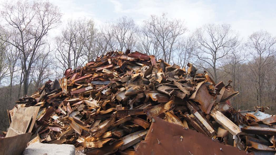 scrap metals