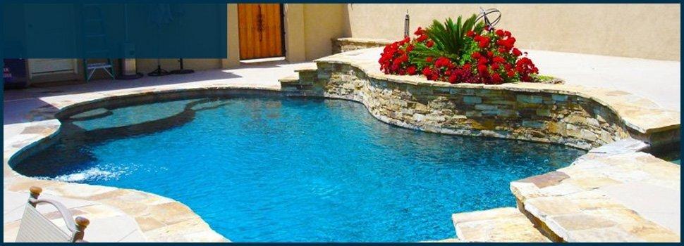 Custom Pool Design   Alta Loma, CA   Heritage Custom Pools   909-944-9500