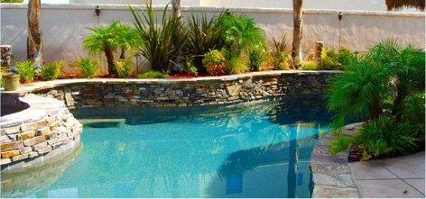 Landscape Design   Alta Loma, CA   Heritage Custom Pools   909-923-3000
