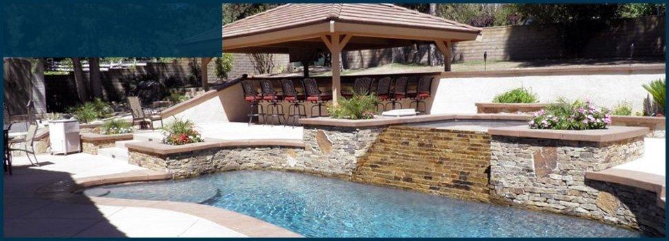 Custom Pool Design | Alta Loma, CA | Heritage Custom Pools | 909-923-3000