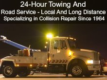Towing Company - Pottstown, PA - Mann's Towing and Auto Body