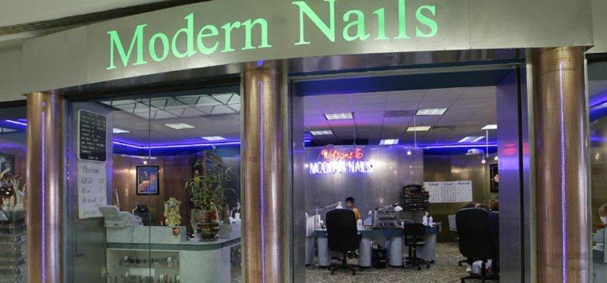 Modern Nails interior design