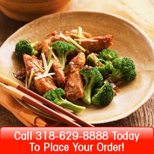 Chinese Restaurant - Bossier City, LA - China Flag Buffet