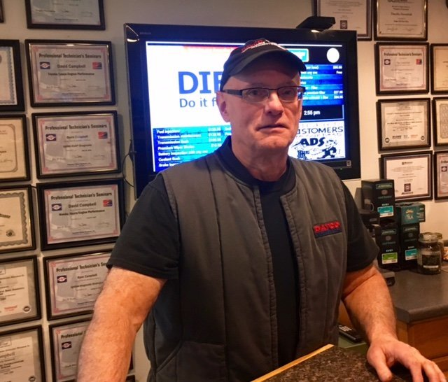 David Campbell Davco Performance Automotive | Auto Repairs | Syracuse, NY