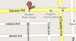 Davison Road Glass Co  1702 Davison Rd., Flint, MI 48506
