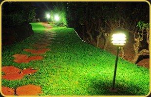 Out Door Lighting | Denton, TX  | Jerry Owens Electric | 940-383-4208