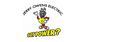 Electrical Services | Denton, TX  | Jerry Owens Electric | 940-383-4208
