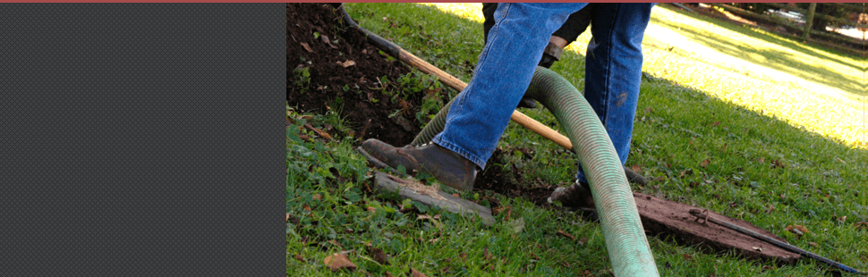Septic systems Cleaning and maintenance