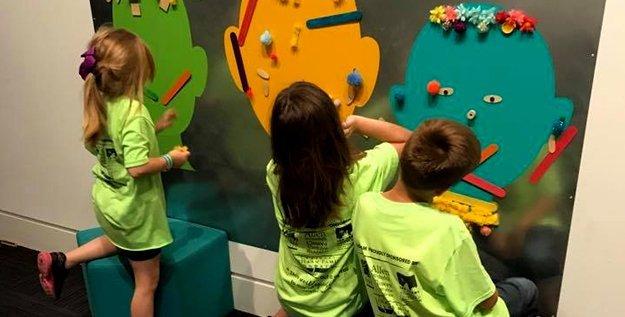 Children in Activities
