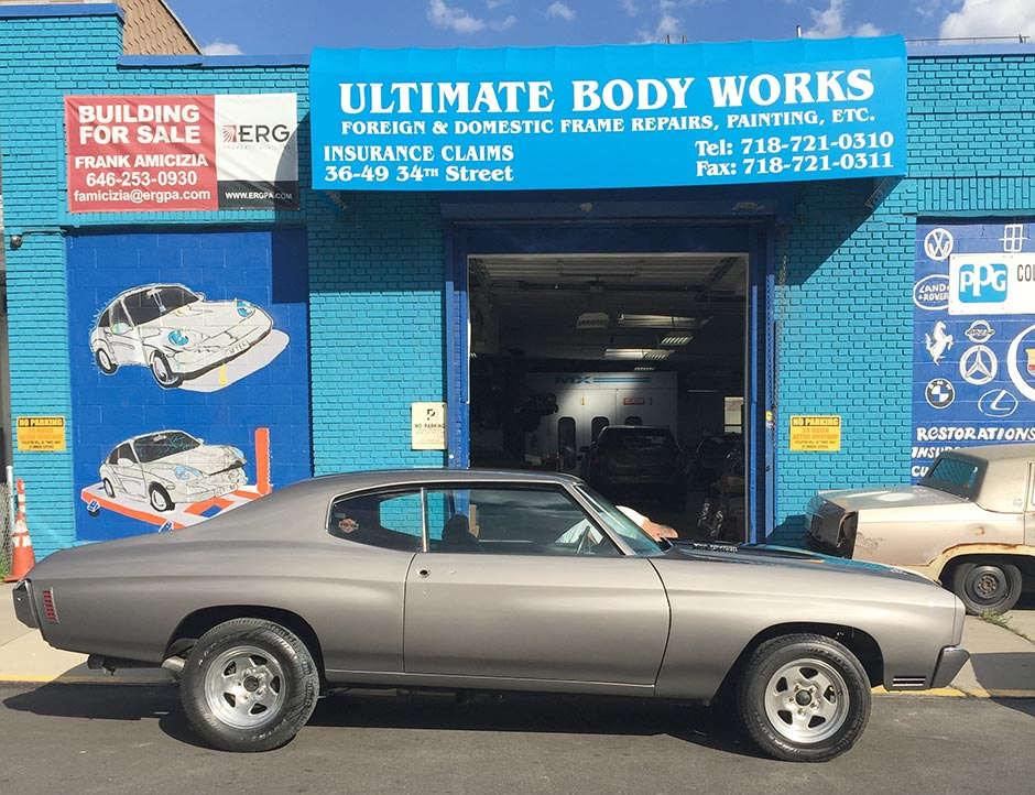 Ultimate Body Works