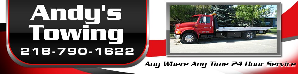 Towing Service - Fargo, ND - Andy's Towing