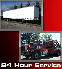Heavy Towing - Fargo, ND - Andy's Towing